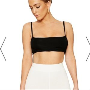 Crop it out top